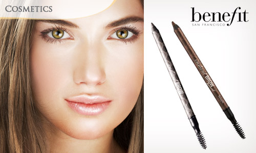 Instant Brown Pencil Routine make up InkedGeek