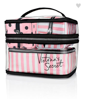 Victoria's Secret - Four-piece Travel Case