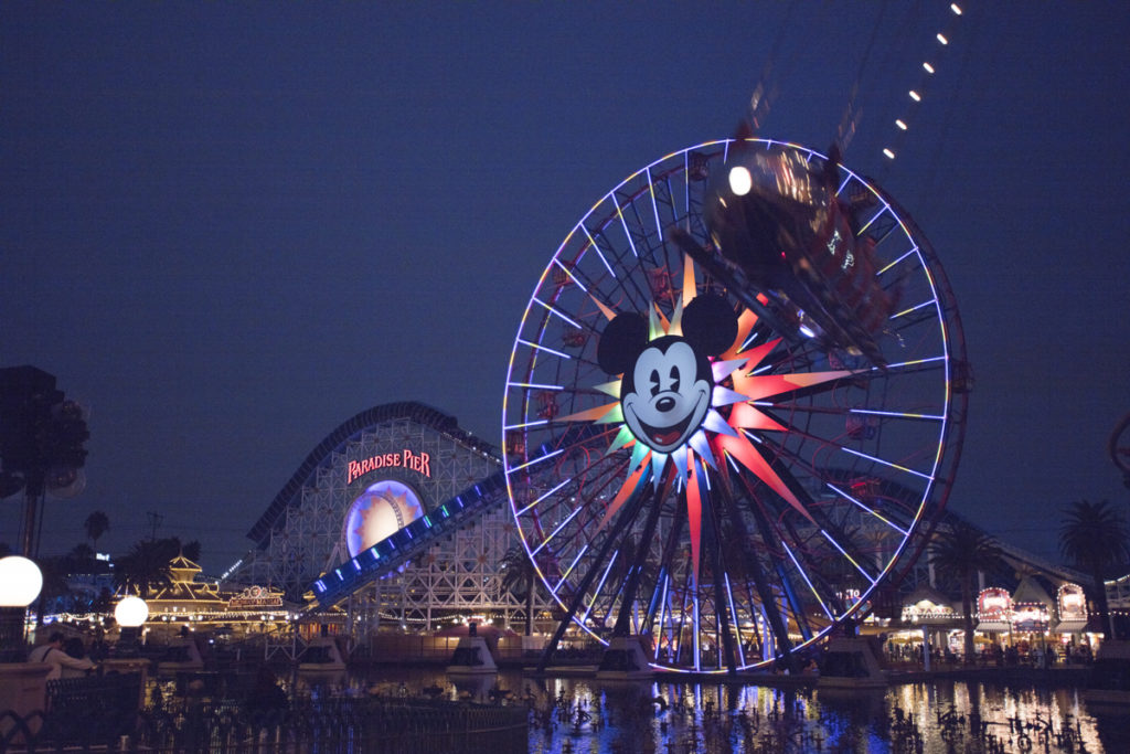 Road Trip USA - DisneyLand