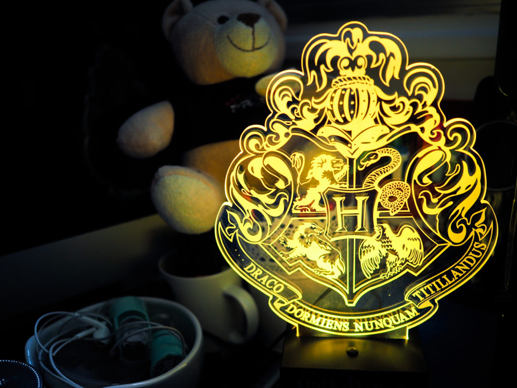 Lampe Harry Potter Back to School 2017 c'est la rentrée